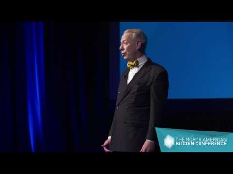 Jeffrey Tucker, CLO at Liberty.me - The North American Bitcoin Conference 2017