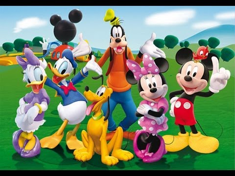 Scary mickey mouse youtube for Immagini giraffa per bambini