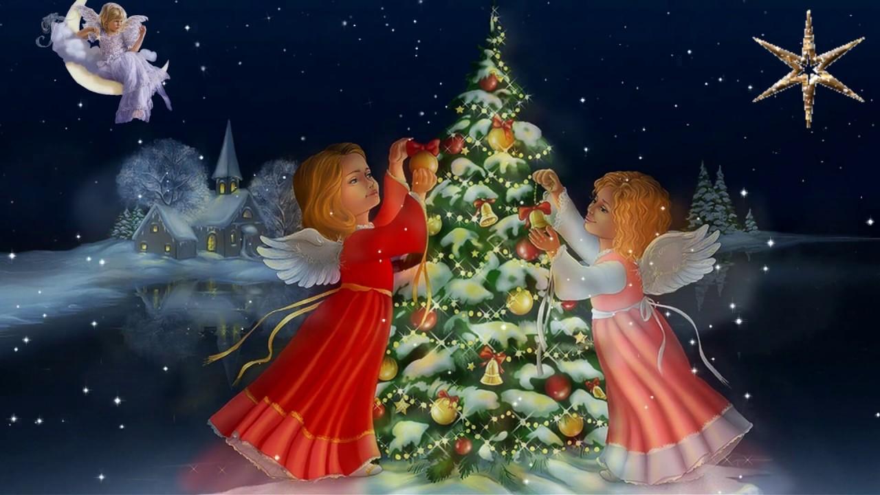 Муз поздравление с рождеством в ютубе