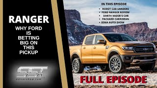 FORD RANGER PICKUP - THE FULL STORY | SST CAR SHOW