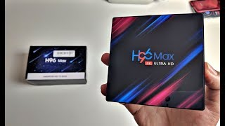 H96 Max Android TV Box - RK3318 - 4GB+64GB - Under $40 - Any Good?