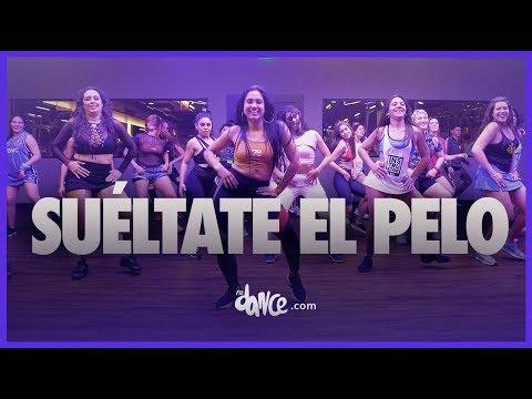 Suéltate El Pelo - TINI | FitDance Life (Coreografía Oficial) Dance Video