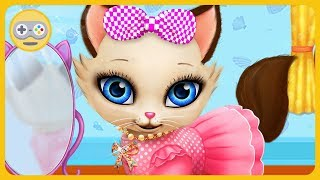 Мой котенок - любимый пушистый друг * Игры с котятами на Планете милых Пушистиков с Kids PlayBox