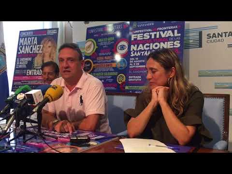 Presentación del Festival Intercultural 2018