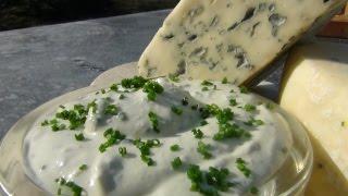 Sos/dip Z Sera Pleśniowego (blue Cheese Dressing) -kuchniakwasiora