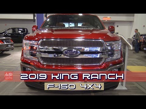 2019 Ford F-150 4x4 King Ranch - Exterior And Interior - 2019 Ottawa Auto Show