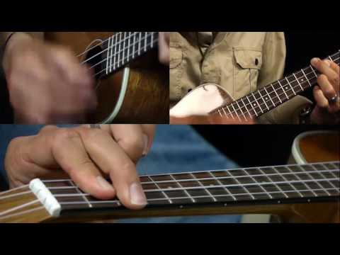 How To Play La Vie En Rose Ukulele Lesson Youtube