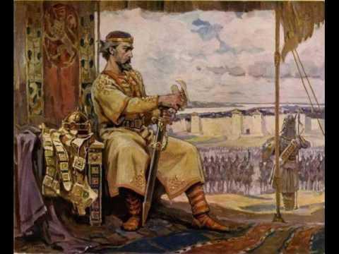 Цар Симеон пред стените на Цариград