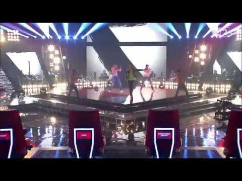 "The Voice IT | Serie 2 | Live 1 | Francesco Marotta canta ""Liberatemi"""