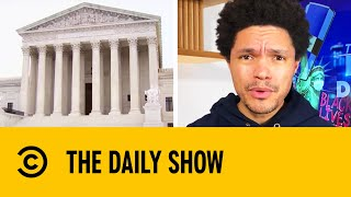 Trump-Backed Texas Lawsuit Rejected By Supreme Court | The Daily Show With Trevor Noah