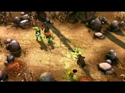 Shrek Forever After: The Final Chapter The Game- Official Trailer