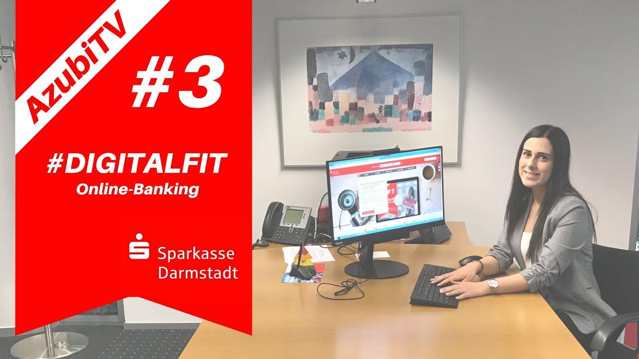 Azubitv 3 Online Banking Einrichten Erklarvideo Der Sparkasse Darmstadt Youtube