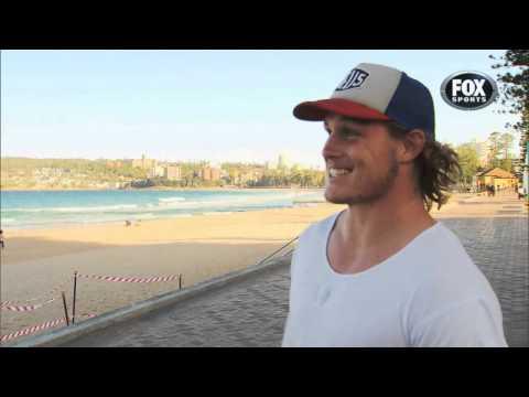 Michael Hooper - The Skateboarding Wallabies Captain
