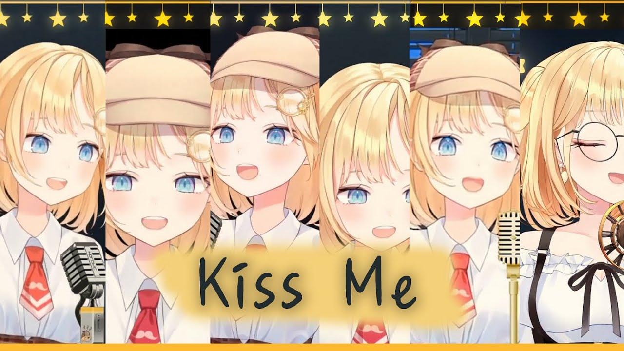 아멜리아(x6)가 부르는 Kiss me