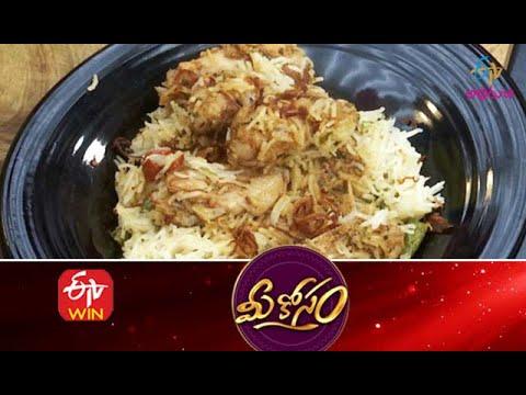 Download Wings Biriyani  (New Year Spl)   Mee Kosam   1st January 2021   Full Episode   ETV Abhiruchi