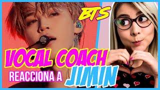 Mix - BTS - JIMIN | VOCAL COACH REACCIONA | Gret Rocha