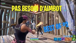 UN AIMBOT ? M'ENFIN POURQUOI ?! Best-of #2 Fortnite