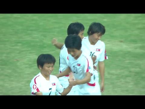China vs DPR Korea (AFC U-19 Women's Championship)