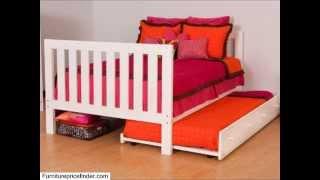 Canwood Alpine Ii Double Bed, White