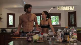 Naked Chef Episode 2: Cooking Quinoa With a Side of Tagalog Lessons