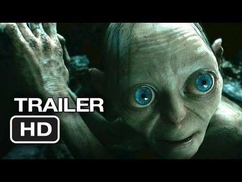 The Hobbit Trailer 2 (2012) - Lord of the Rings Movie HD
