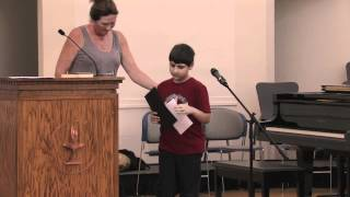 Peace Poetry Contest Gainesville, Florida 2011