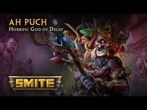 видео: smite Гайд по игре ah pauch