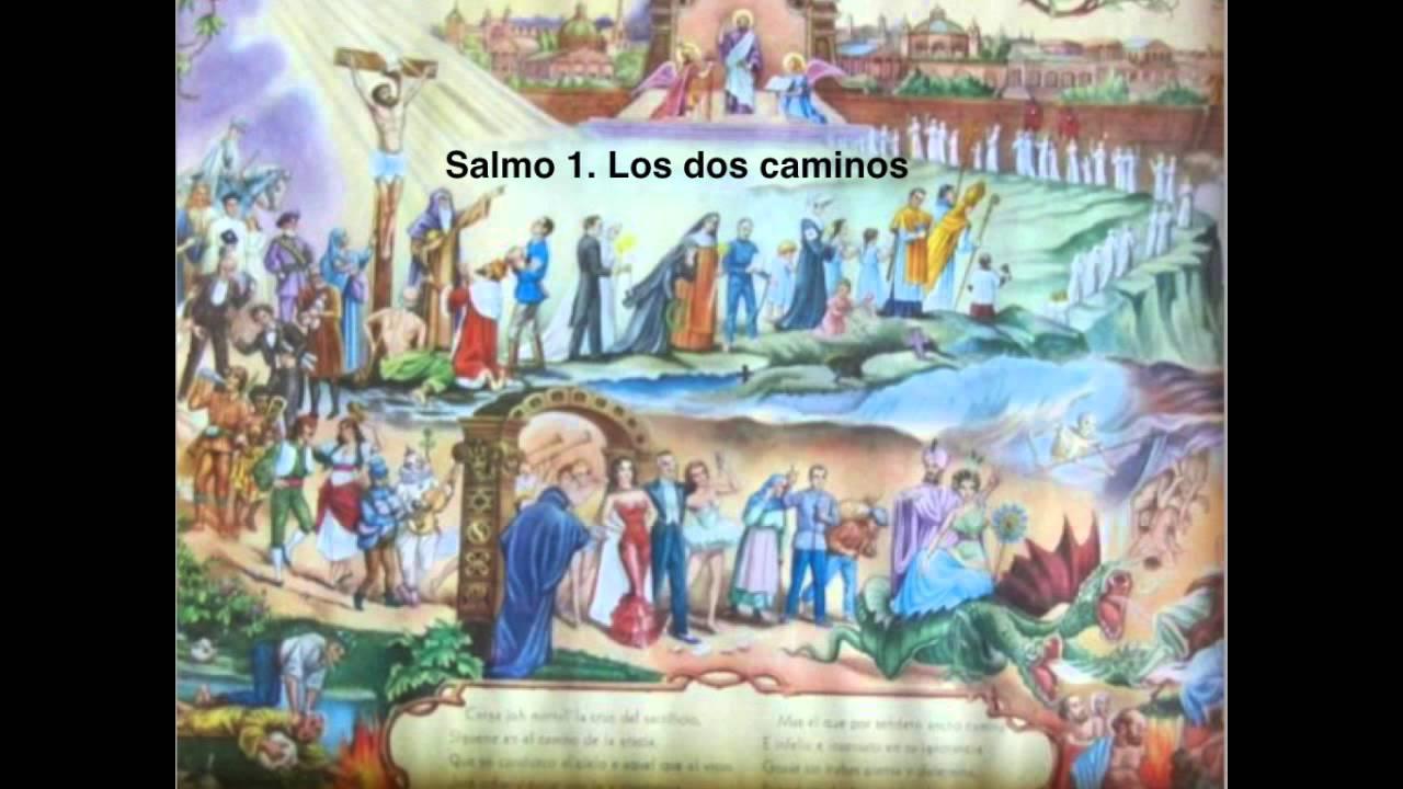 Salmo 1 Los dos caminos. - YouTube