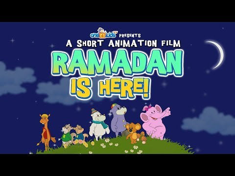 Ramadan is Here! a Short Zaky Animation Film