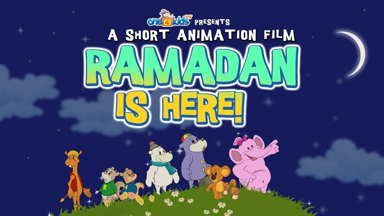 ramadan is here a short zaky animation film youtube