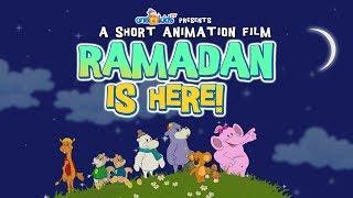 Ramadan ist Hier! ein Kurzer Animations Zaky Film