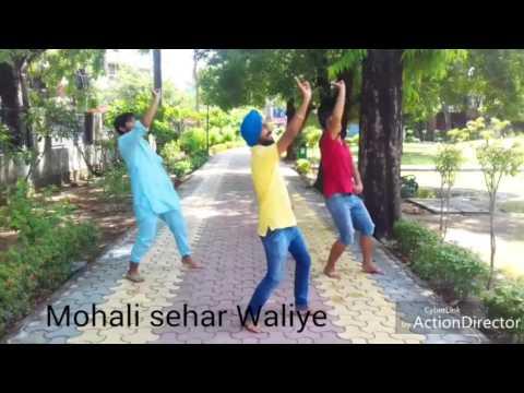 Mohali Waliye Bhangra | Jordan Sandhu | Relationship With Bhangra
