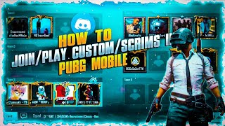 How To Join Free T3 Custom Scrims Daily | T3 Customs/Scrims Kaise Khele [Hindi] Pubg Discord Server