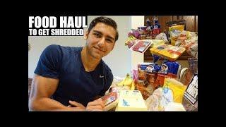 Shredding Diet Groceries Haul !!