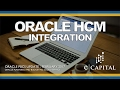 Oracle HCM (Human Capital Management) Integration [Oracle PBCS Release - Feb 2017]