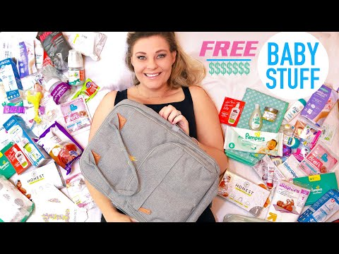 HOW TO GET FREE BABY STUFF In 2020 🚼 Mama Tips | Baby #6
