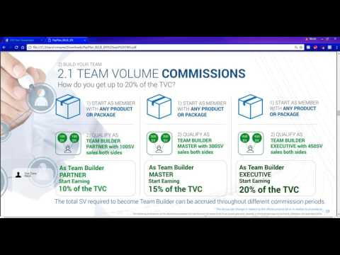 World Compensation Plan 2017  Change your World with Helo