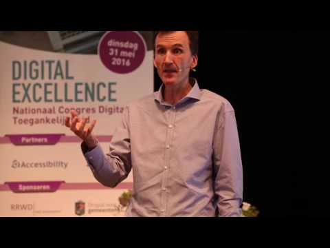 Digital excellence: it's all about the customer experience (Gerry McGovern, NCDT 2016)