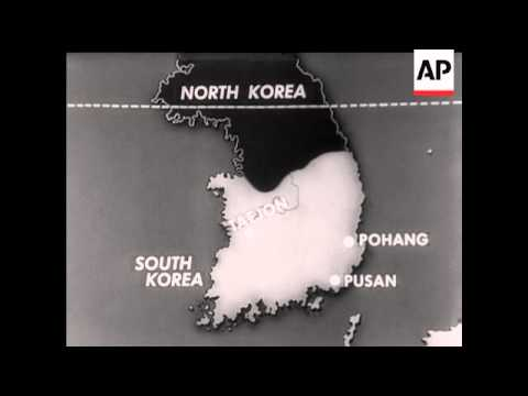 KOREA - BATTLE FOR PUSAN BRIDGEHEAD