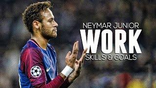 Neymar Jr  Work From Home  Crazy Skills  Goals Mix  HD