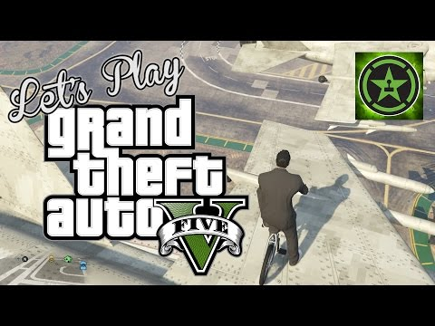 Let's Play – GTA V – Freeplay Hydra