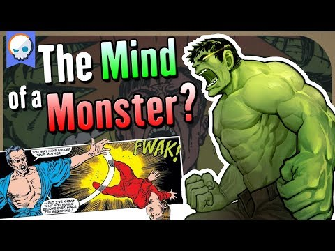 Psychology of the Hulk, and Intermittent Explosive Disorder | Gnoggin
