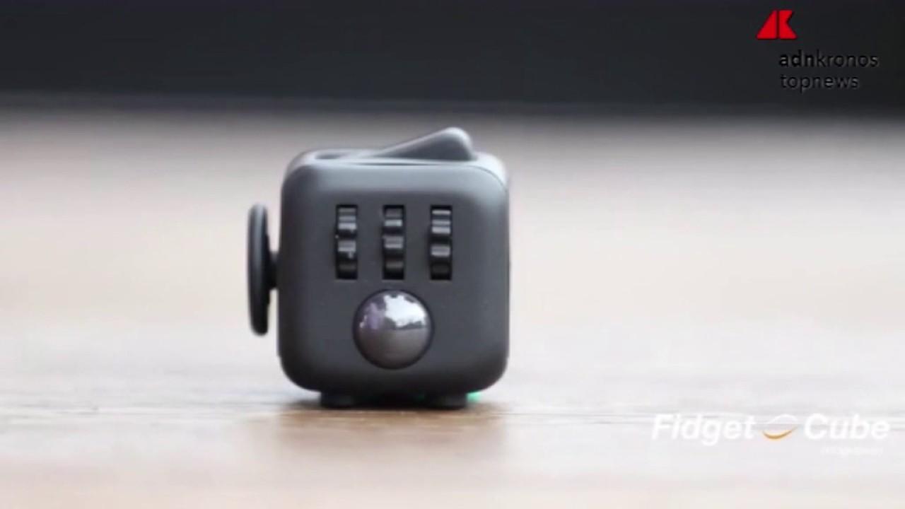 Fidget Cube, il cubo giocattolo anti- stress... - YouTube