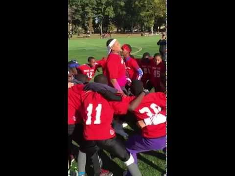 Pride Academy Charter School - Flag Football Chant