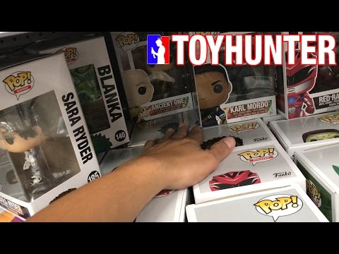 Toy Hunting for Rey