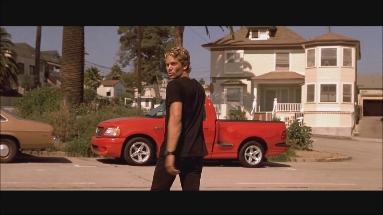 Fast And Furious 3 Full Movie >> Fast and Furious 1- Brian vs Vince Fight scene - YouTube
