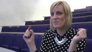 Steph McGovern Visits Media Students at Teesside University