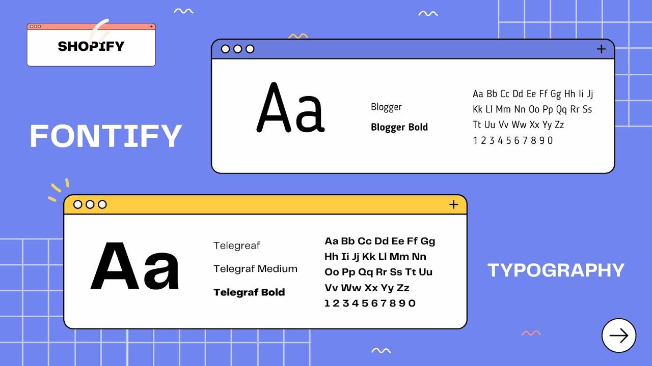 Fontify ‑ Use any font