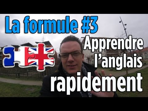 comment apprendre l 39 anglais rapidement la formule 3 youtube. Black Bedroom Furniture Sets. Home Design Ideas