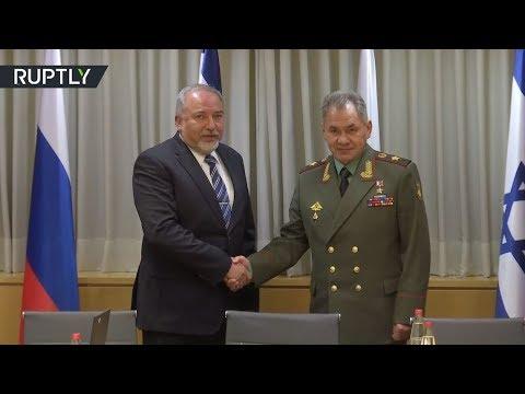 وزير الدفاع الروسي سيرغي شويغو يلتقي نظيره الإسرائيلي في القدس  - نشر قبل 2 ساعة